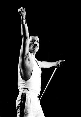 SMRT SI ŘÍKÁ ROCK'N'ROLL: Freddie Mercury (1.)
