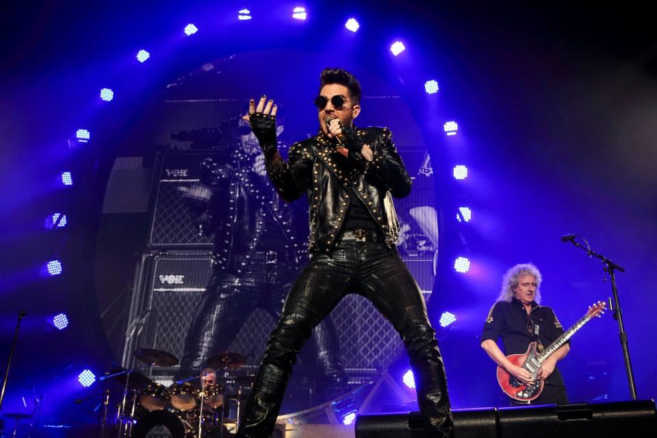 LIVE: Queen v Praze díky Adamu Lambertovi vzbudili iluzi, že je Freddie stále mezi námi