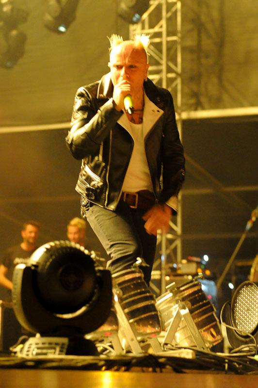 LIVE: První den Rock for People vyvrcholil s Prodigy