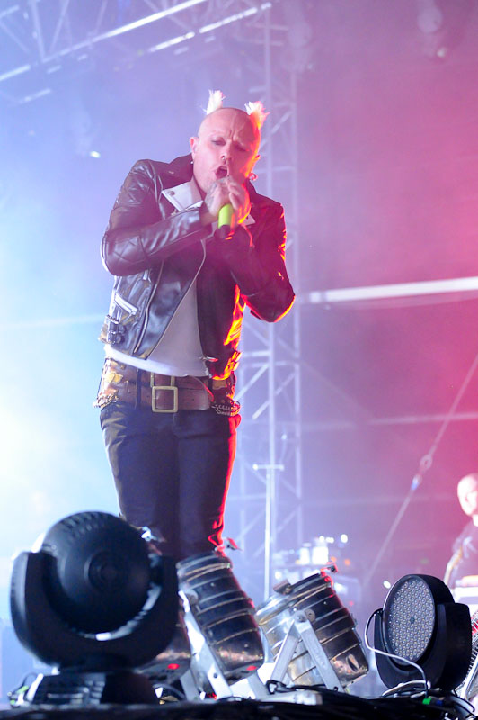 ROCKBLOG: 2012 - konec světa s předstihem. Na Rock for People
