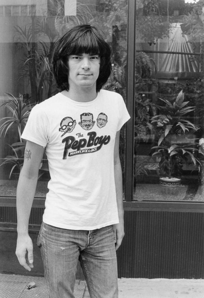 SMRT SI ŘÍKÁ ROCK'N'ROLL: Dee Dee Ramone (40.)