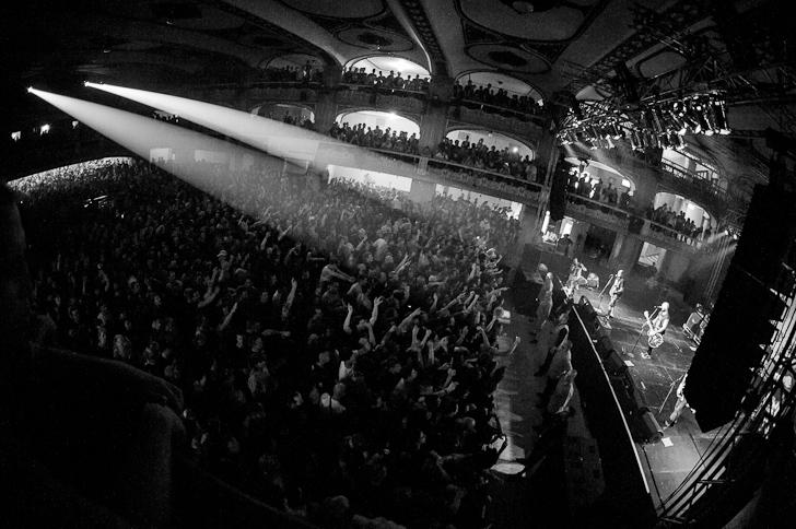 LIVE: Rancid ukázali pot, smrad a zkurveně dobrej punkrock