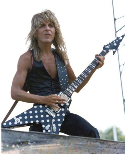 SMRT SI ŘÍKÁ ROCK'N'ROLL: Randy Rhoads (17.)