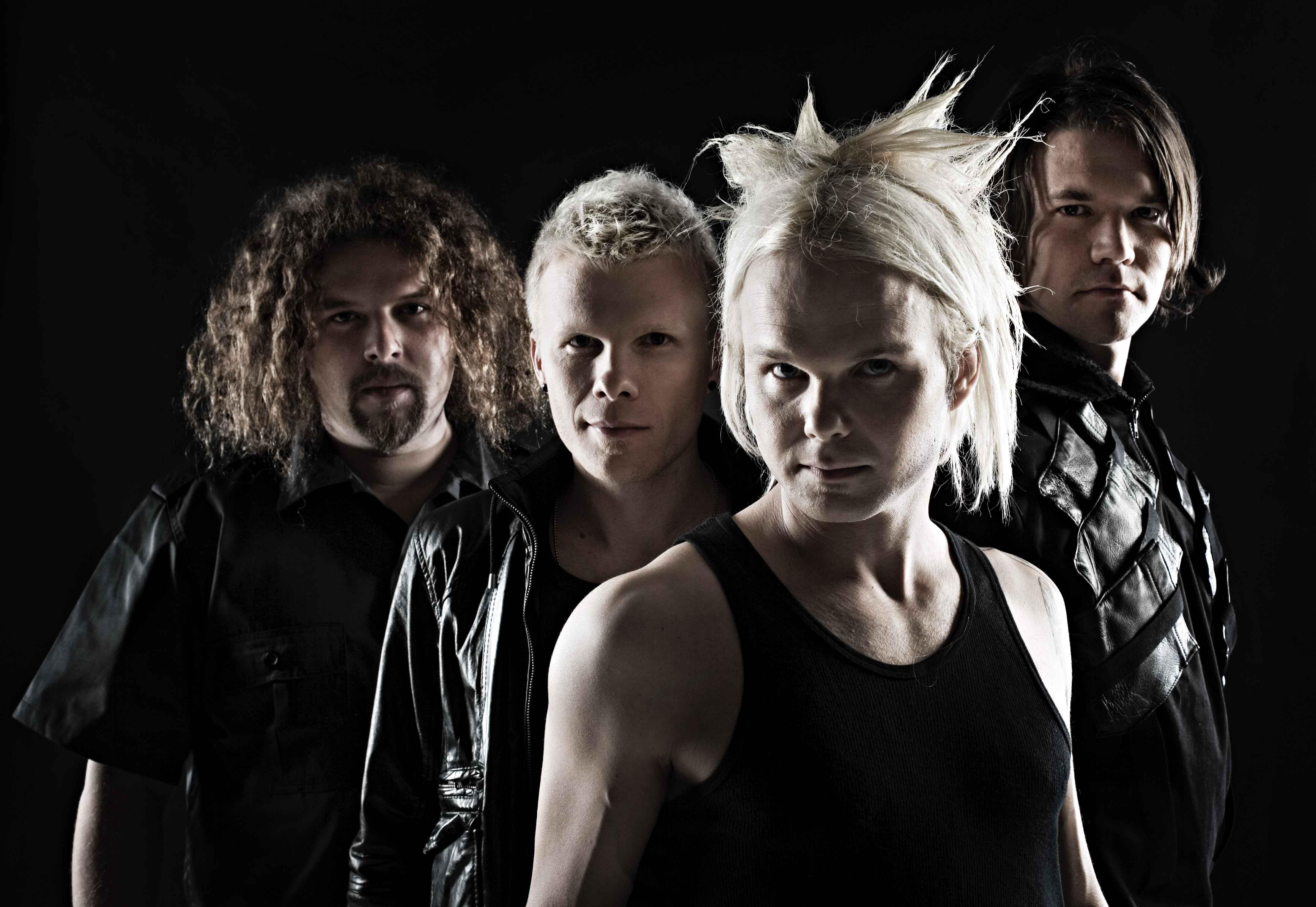 Lauri z Rasmus vydává sólovku, inspirovali ho The Prodigy