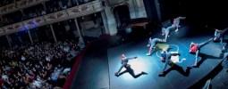 LIVE: Breakdance versus Johann Sebastian Bach. Famózní!
