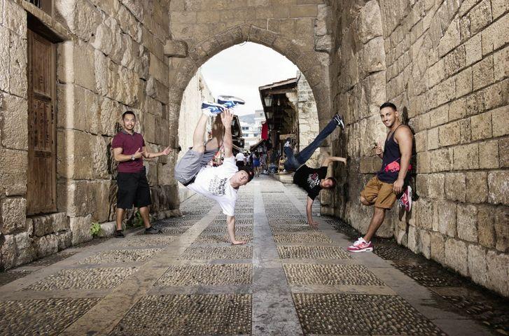 Breakdance: Čtyřicet let zlomených v pase