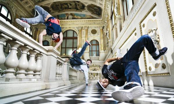 Red Bull Flying Bach spojí klasickou hudbu a breakdance