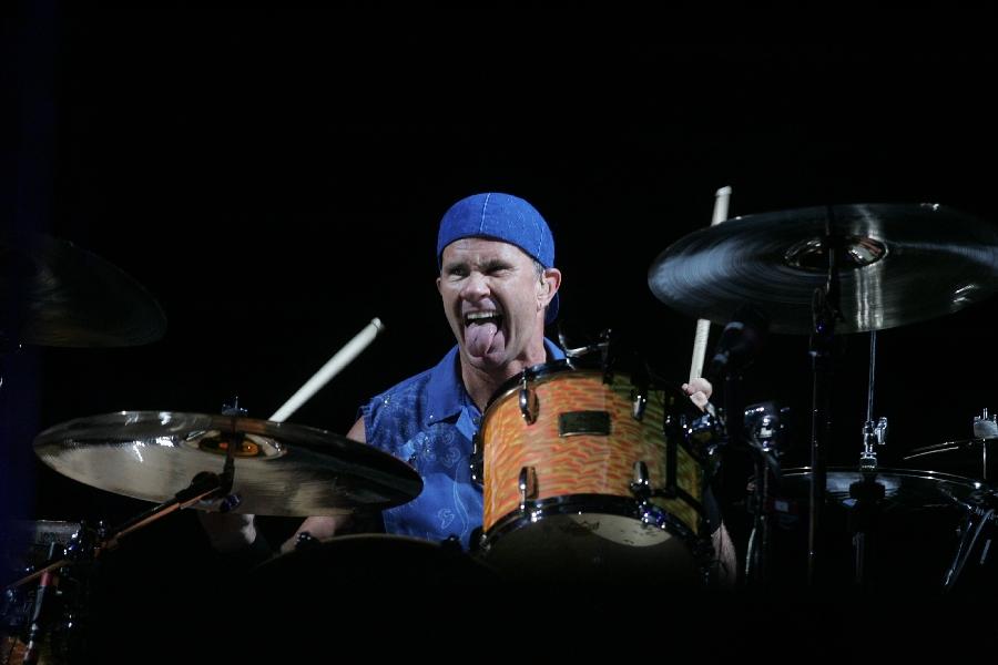LIVE: Jací byli Red Hot Chili Peppers naposledy v Praze?