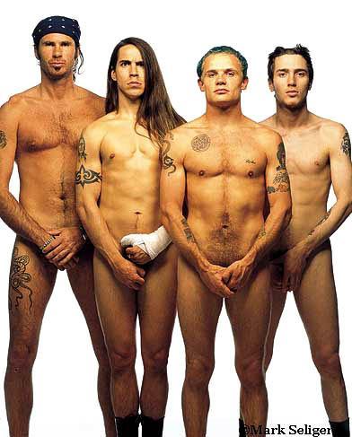 Flea z Red Hot Chili Peppers: talentovaný šašek