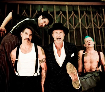 Red Hot Chili Peppers jdou do Síně slávy s novým EP