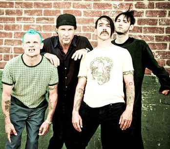 TOP 10 klipů Red Hot Chili Peppers