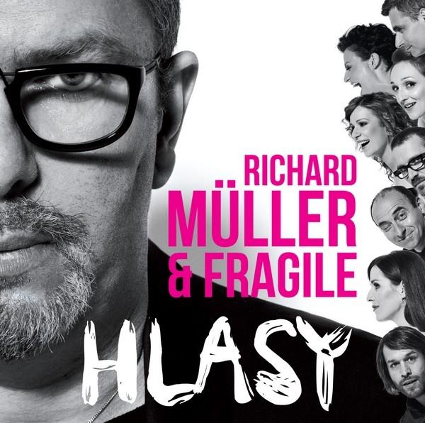RECENZE: Richard Müller propůjčil svoji tvorbu cizím Hlasům