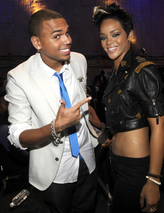 rihanna chris