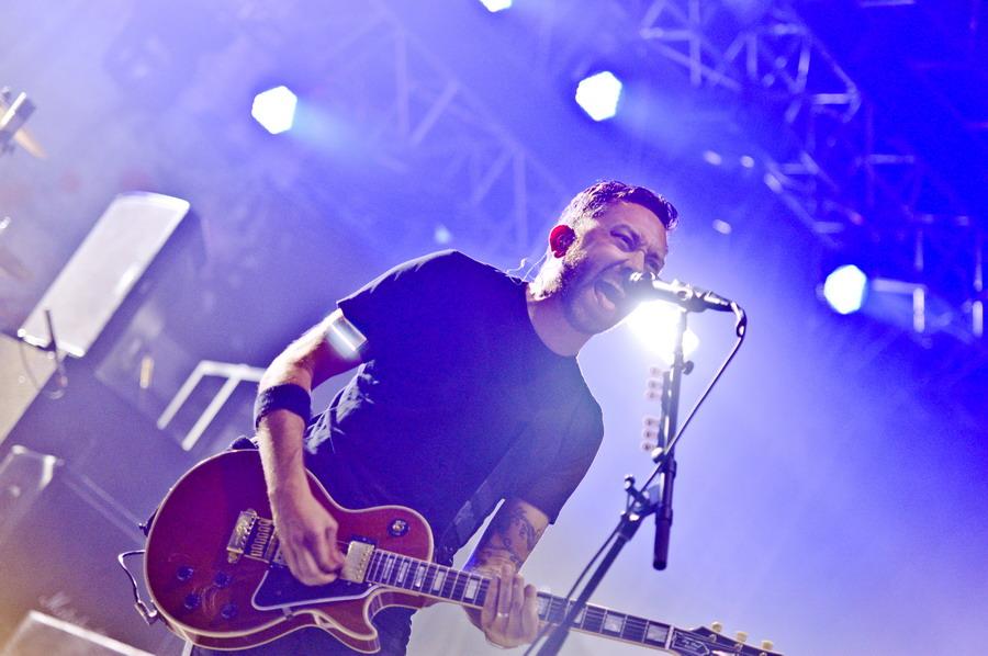 LIVE: Rise Against milují a jsou milování