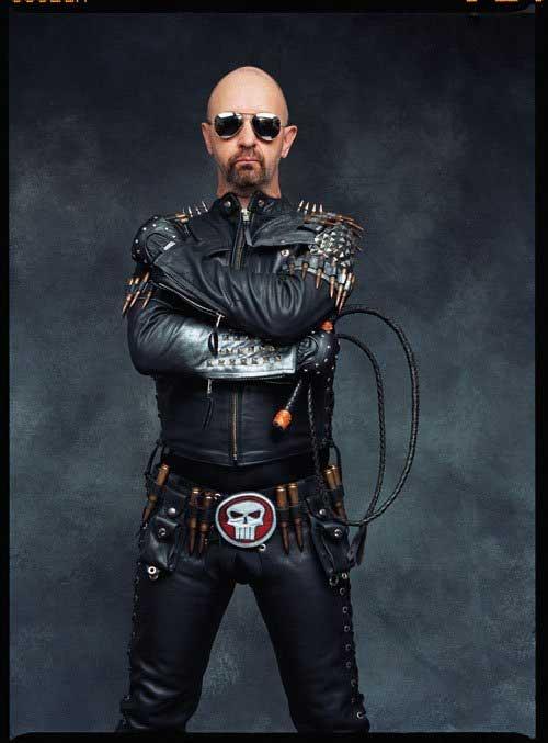 Rob Halford z Judas Priest: Elektrický Jidáš