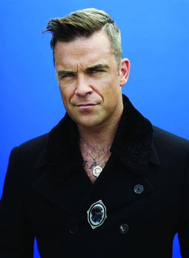 Robbie Williams se v listopadu vrátí s novým albem