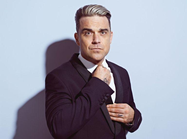 Robbie Williams příští rok zaswinguje i v České republice