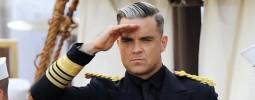 VIDEO: Kapitán Robbie Williams se plaví ulicemi L.A.