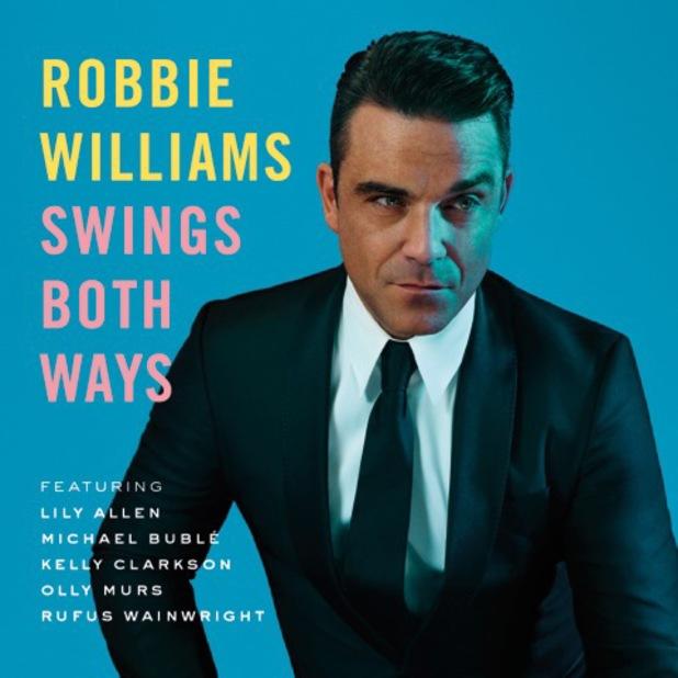 RECENZE: Robbie Williams opět swinguje s noblesou