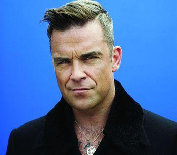 Robbie Williams se v novém klipu představí jako anděl se svatozáří