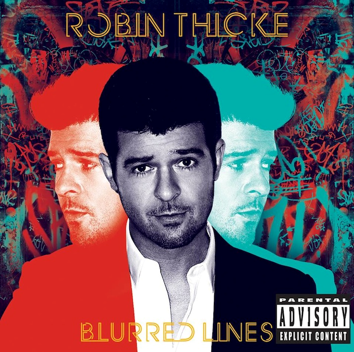 RECENZE: Robin Thicke byl objeven pozdě, ale přece
