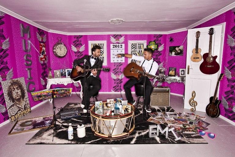 Po letech spolupráce nahráli Bystrík a Robo Papp společný singl