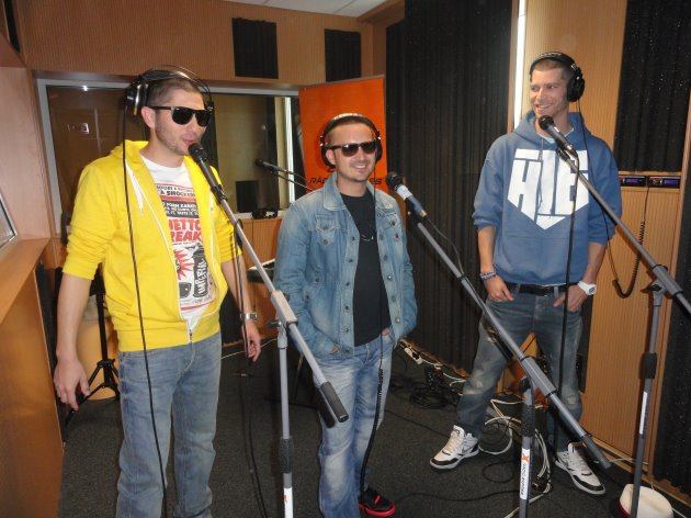 Majk Spirit, Orion a Robo Papp pozvali Tublatanku na disco