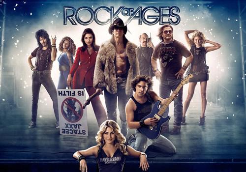RECENZE: Rock Of Ages - Když herci zpívají a dá se to poslouchat