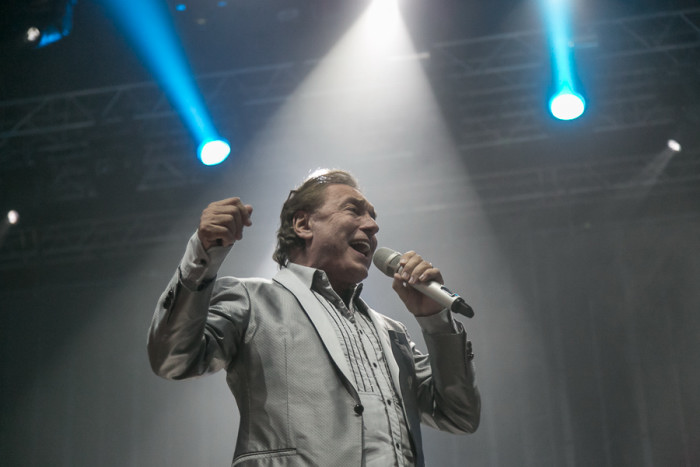 LIVE: Karel Gott proměnil Rock for People v Gottland