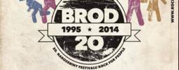 Rock for people slaví dvacetiny v Českém Brodě, pro Kryštof je to poslední festival