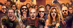 RECENZE: Ronnie James Dio má hardrockový památníček This Is Your Life