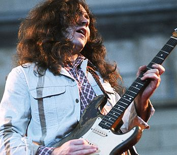 SMRT SI ŘÍKÁ ROCK'N'ROLL: Rory Gallagher (24.)