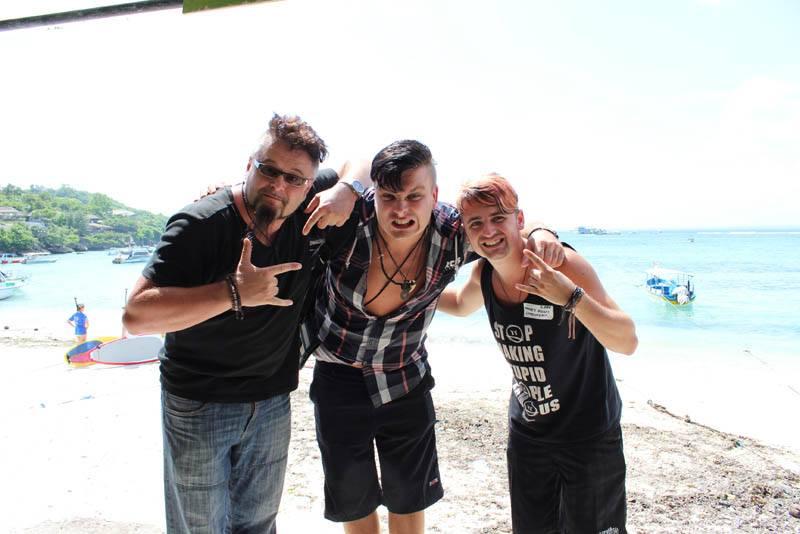 ROCKBLOG - Rybičky 48: Světská zdravice z Ostrova Bohů