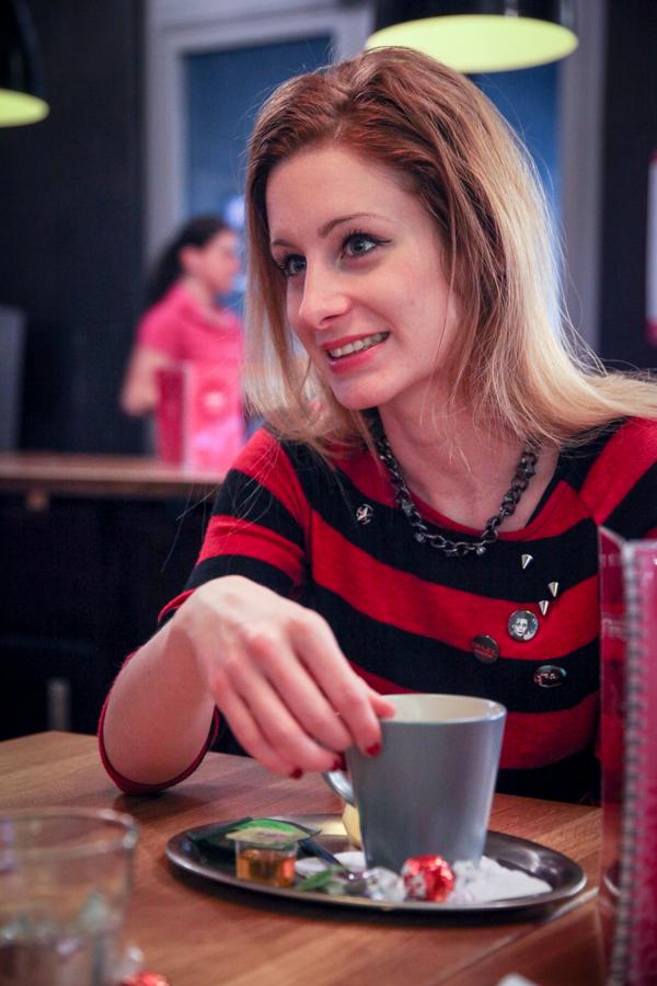 Sabina Křováková interview: Z Janis Joplin jsem šílela