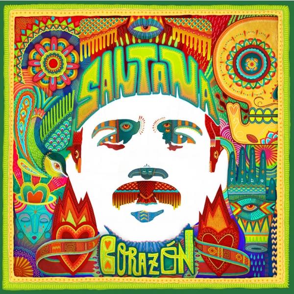 RECENZE: Santana vzdává hold rodnému Mexiku. S ním i Pitbull nebo Ziggy Marley
