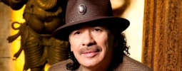 Svoji kytaru v Česku opět rozezní Carlos Santana