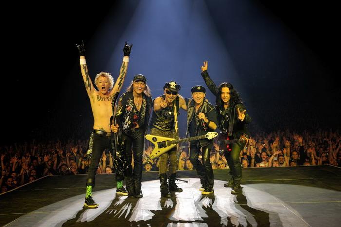 Půl století se Scorpions: kapela plánuje koncert v Česku i nové album