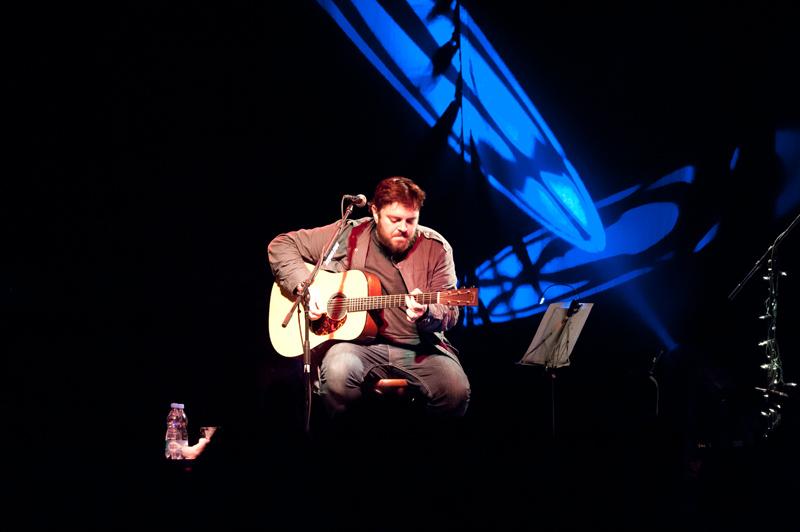 LIVE: Seether v akustickém provedení silnější dojem nezanechali