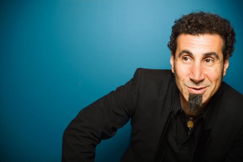 Serj Tankian nabízí svoji novinku Harakiri volně k poslechu