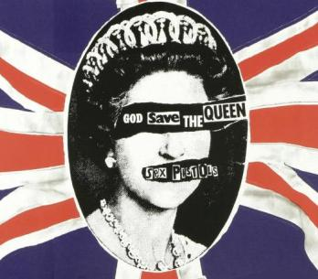 sex pistols god save the queen TOP