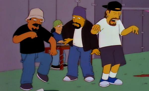 Simpsonovi versus muzika