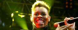 LIVE: Déšť na Open Air Festivalu vystřídala bouře Skunk Anansie