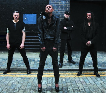 skunk anansie band top