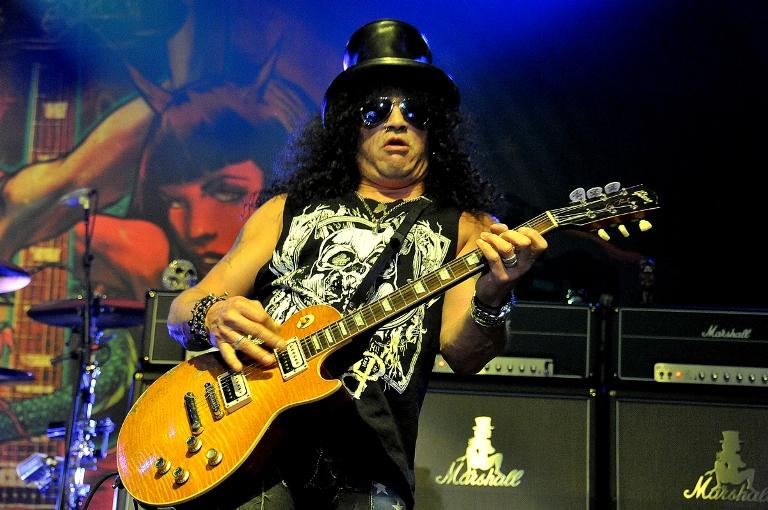 Slash: reunion Guns N' Roses? Nikdy neříkej nikdy