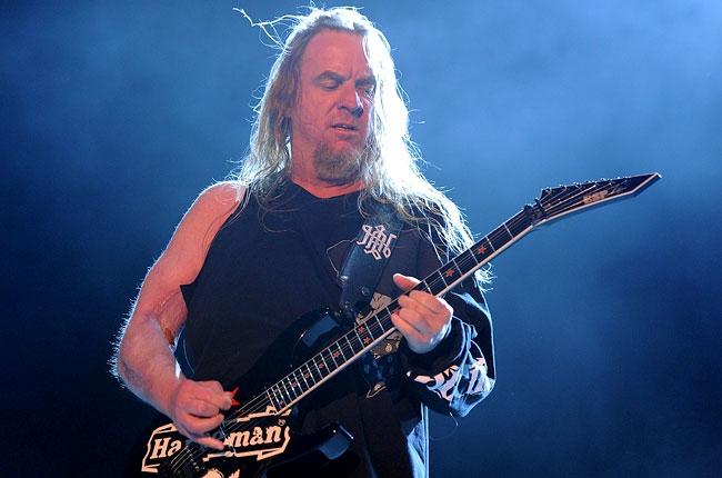 SMRT SI ŘÍKÁ ROCK'N'ROLL: Jeff Hanneman (87.)