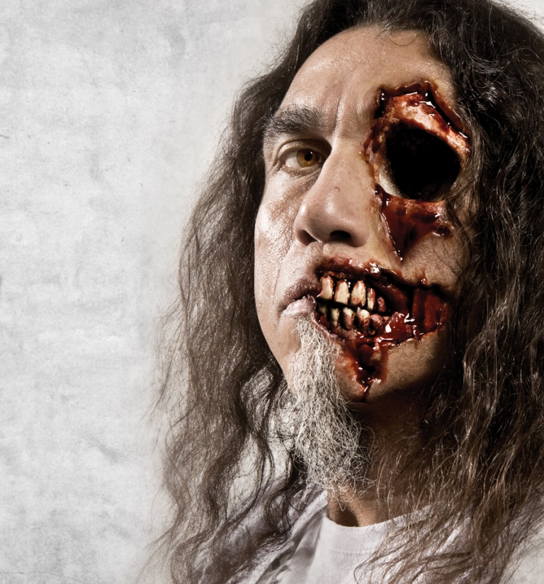 Tom Araya ze Slayer: Krev a smrt