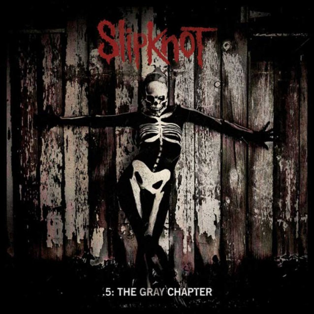 Slipknot 5 - The Gray Chapter