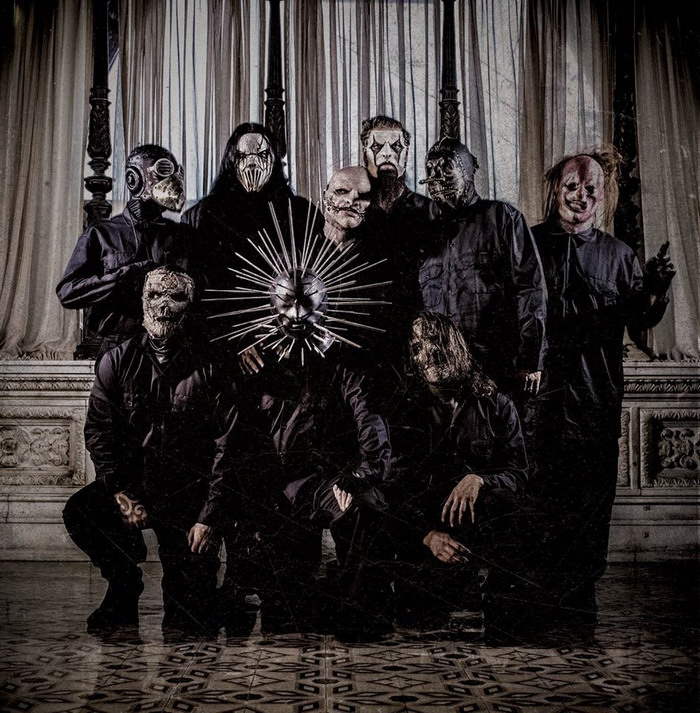 slipknot promo 2014 full
