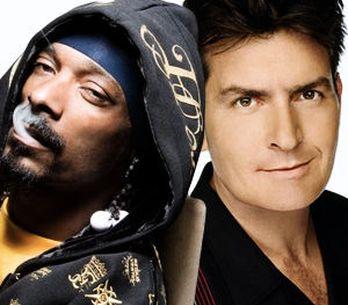 Snoop Dogg a Charlie Sheen skórují, mají společný singl