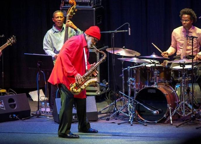 LIVE: Sonny Rollins - saxofonová legenda po 30 letech v Praze